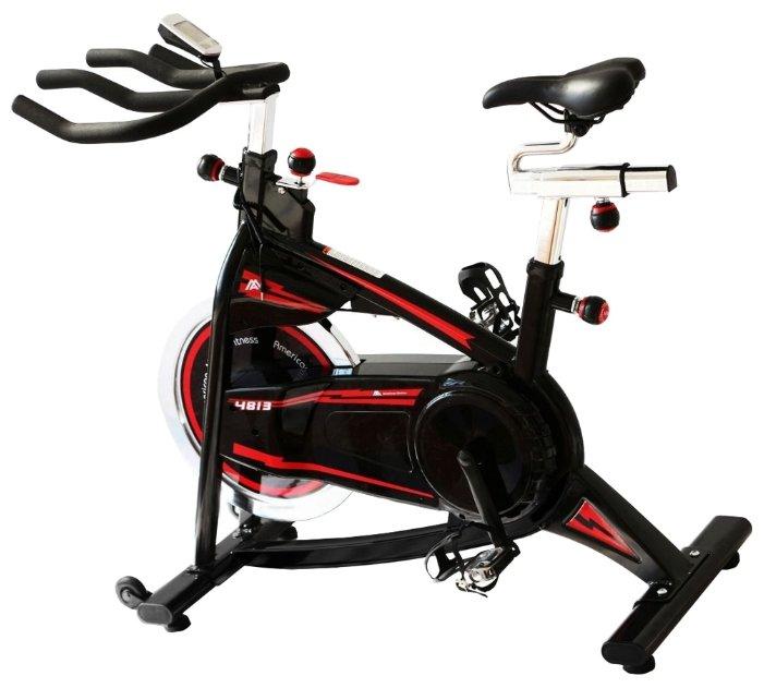 Вертикальный велотренажер American Motion Fitness 4813