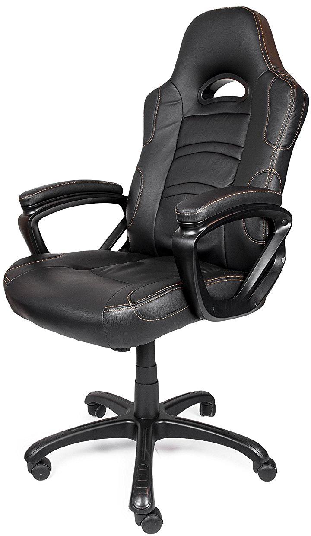 Компьютерное кресло Arozzi Enzo (Black)