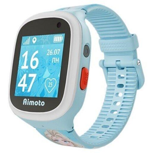 AIMOTO Disney Умные часы-телефон с GPS «Холодное Сердце»с доп.ремешком