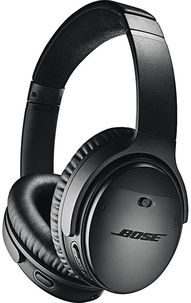 Bluetooth-наушники Bose QuietComfort 35 II с микрофоном (Black)