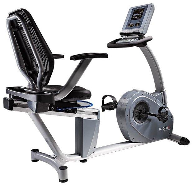 Горизонтальный велотренажер LifeSpan R7000i