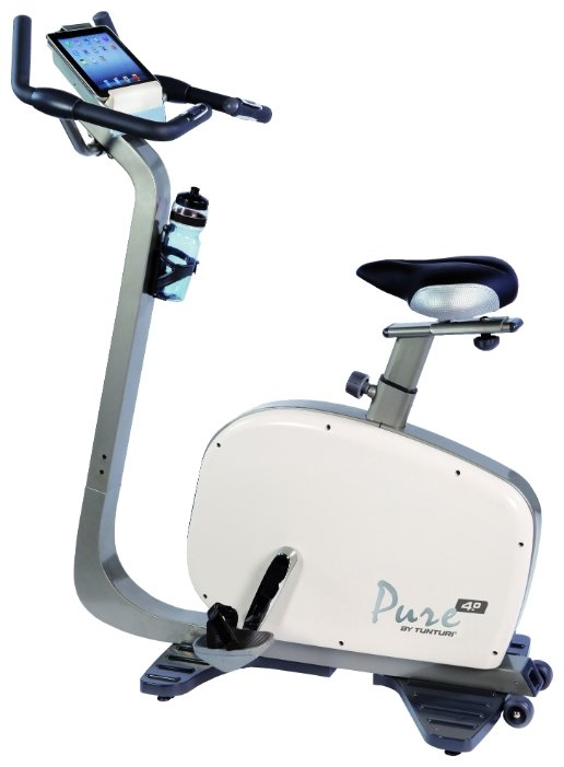 Вертикальный велотренажер Tunturi Pure Bike U 4.0 (2013)