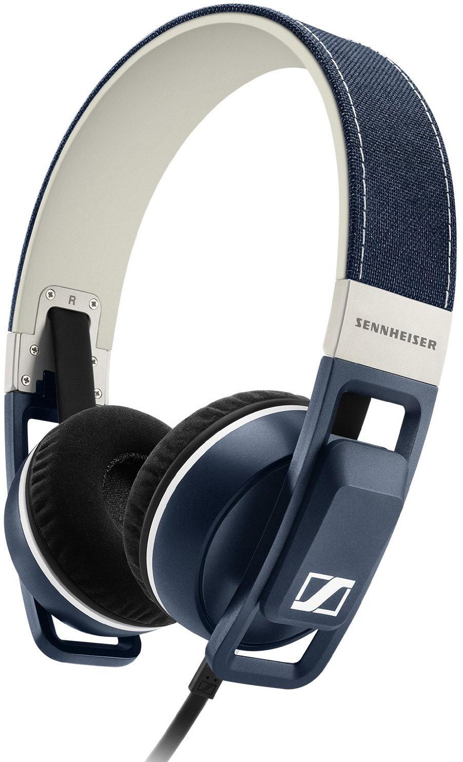 Sennheiser Urbanite Galaxy (506458) - накладные наушники (Blue Denim)