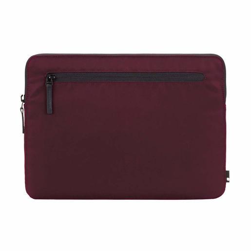 "Чехол-конверт Incase Compact Sleeve in Flight Nylon для MacBook Air 13"". Материал нейлон, полиэстер. Цвет пурпурно-розовый."