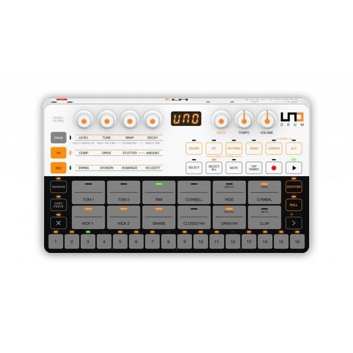 MIDI-синтезатор ИКМ драм-машина IK Multimedia UNO Drum