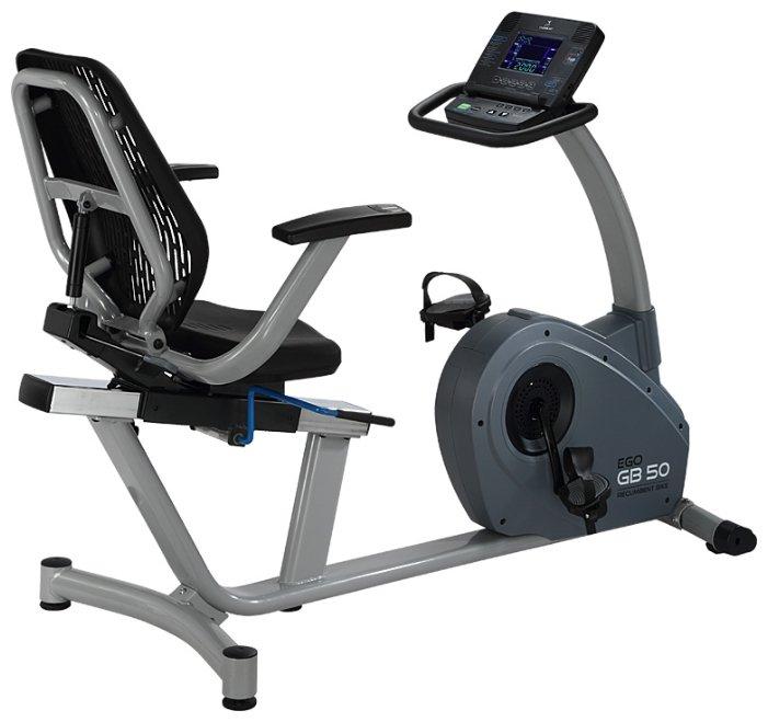 Горизонтальный велотренажер Clear Fit GB 50 Ego