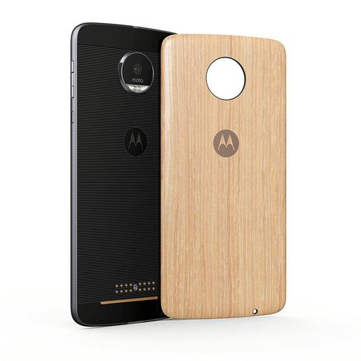 Сменная панель MOTO Style Shell (Washed Oak Wood)
