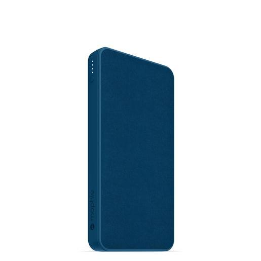 Внешний портативный аккумулятор Mophie PowerStation 2019. Емкость 10000 мАч. Цвет темно-синий.