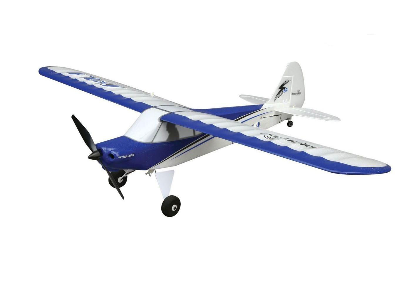 HobbyZone Радиоуправляемый Самолет - Sport CUB S с FPV системой
