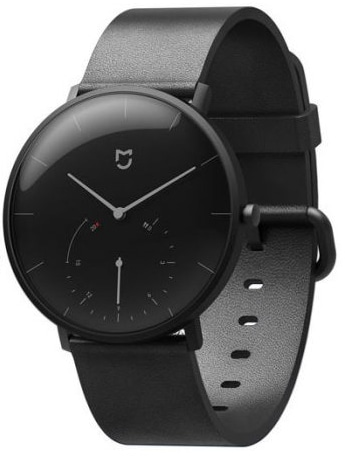 Умные часы Xiaomi Mijia Smart Quartz Watch (Black)