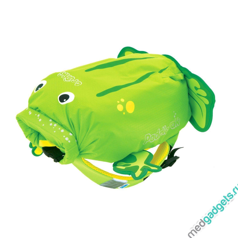 Рюкзак для бассейна и пляжа Лягушка Trunki