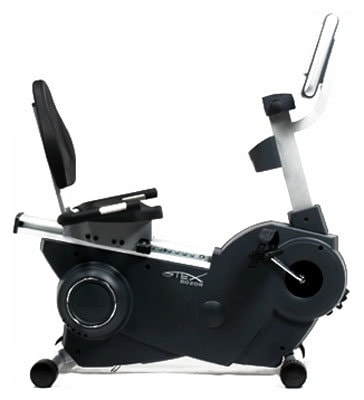 Горизонтальный велотренажер STEX 8020R