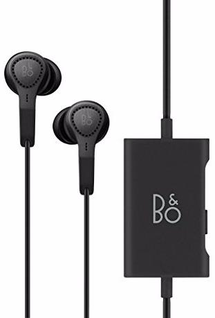 Bang & Olufsen BeoPlay E4 (AD04-HPH03-BO124-027) - наушники с микрофоном (Black)