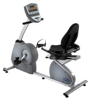 Горизонтальный велотренажер Circle Fitness R6000