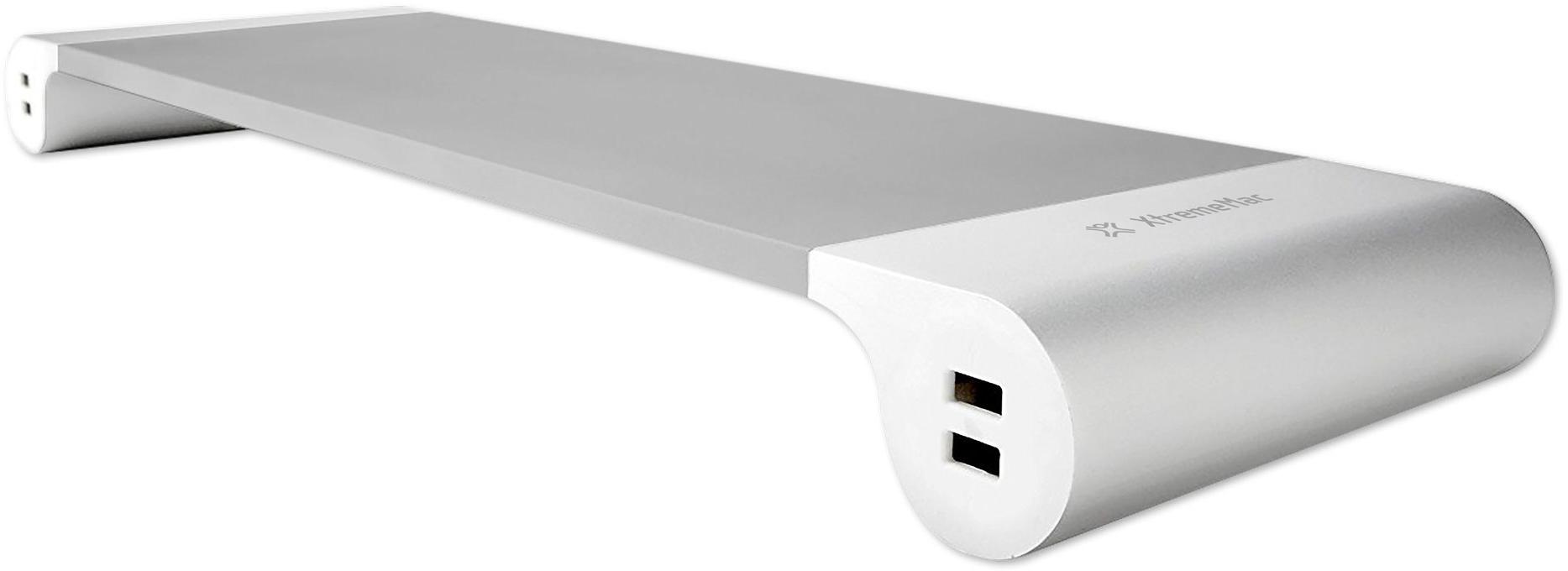Подставка XtremeMac Computer Stand 4xUSB XM-STAND1-SLV (Silver)