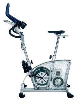 Вертикальный велотренажер Daum Electronic Ergo Bike 8008 TRS Pro