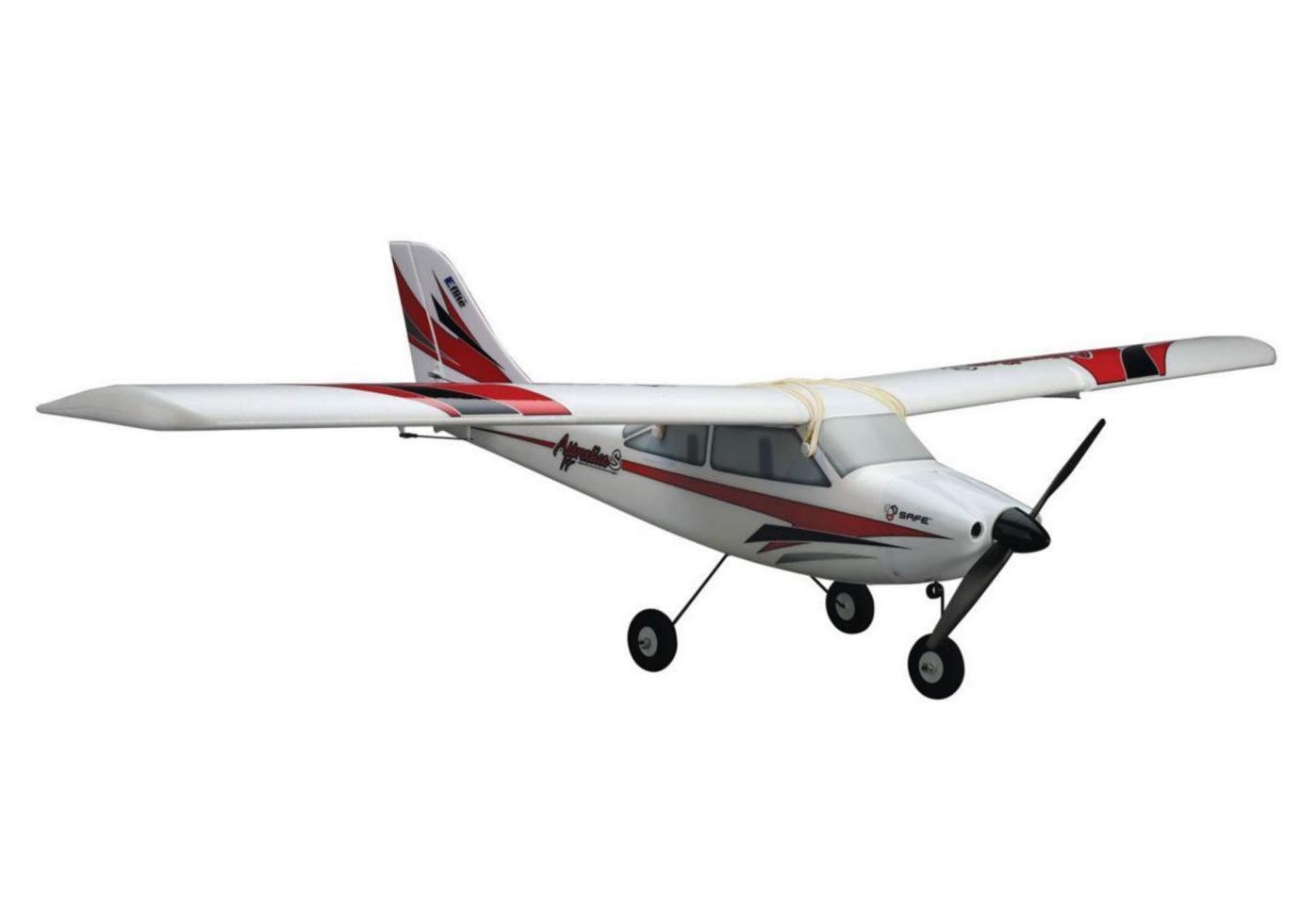 E-flite Радиоуправляемый Самолет Apprentice S 15e 1500мм BNF, SAFE