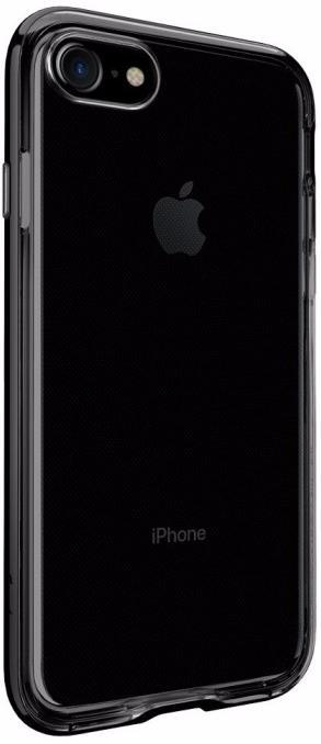 Spigen Neo Hybrid Crystal (042CS20838) - чехол для iPhone 7 (Black Onix)