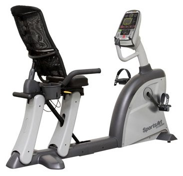 Горизонтальный велотренажер Sports Art C521R