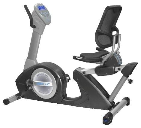 Горизонтальный велотренажер Bronze Gym R801 LC