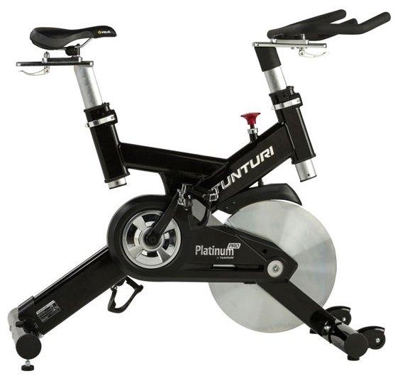 Вертикальный велотренажер Tunturi Platinum Pro Sprinter Bike