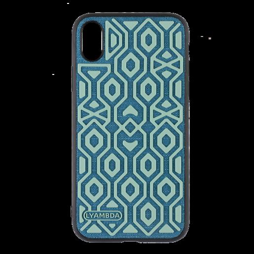 Lyambda Eris Чехол для iPhone XS Max (LA11-ER-XSM-GR) Green