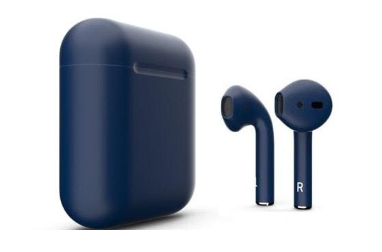 Беспроводные наушники Apple AirPods Color (Midnight Blue)