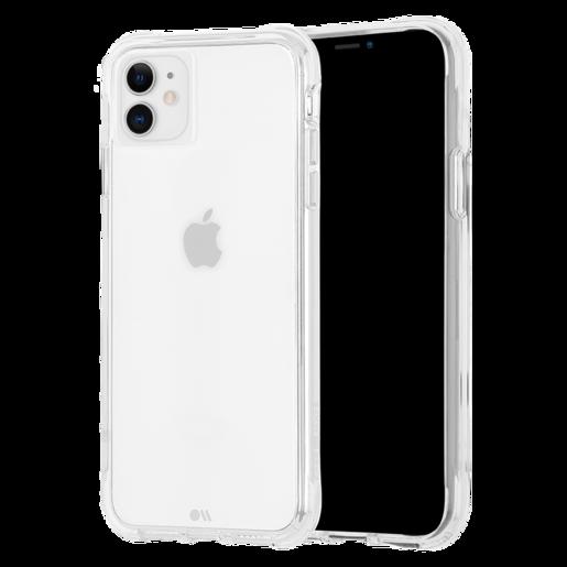 Чехол Case-Mate Tough для iPhone 11. Цвет прозрачный.