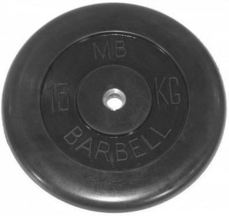 Barbell Олимпийские диски 15 кг 51 мм