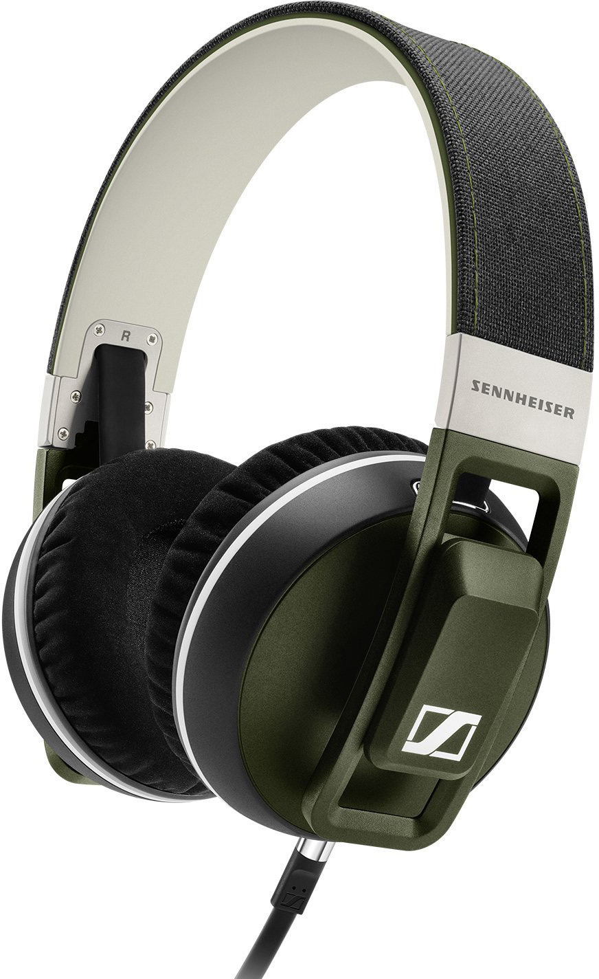Sennheiser Urbanite Galaxy XL (506448) - накладные наушники (Olive)
