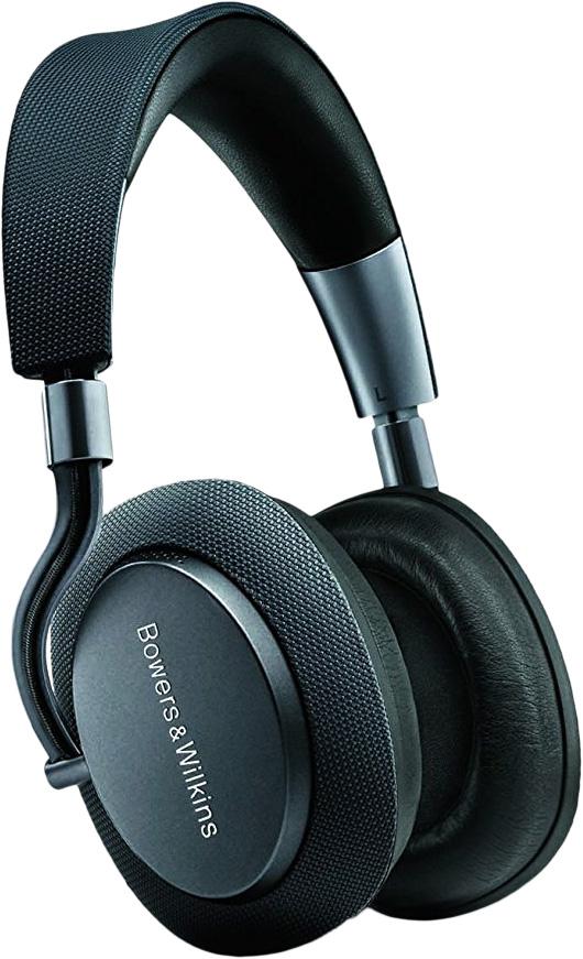 Bluetooth-наушники Bowers & Wilkins PX с микрофоном (Space Grey)