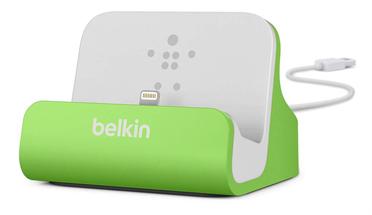 Belkin Charge + Sync Dock (F8J045btGRN) - док-станция для iPhone и iPod (Green)
