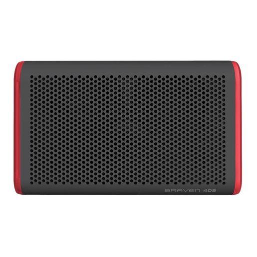 Беспроводная акустика Braven 405. Цвет серыйкрасный. 3585ef25ca650