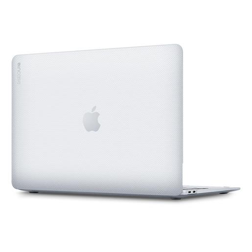 """Защитные накладки Incase Hardshell Case для 13"""" MacBook Air w/ Retina Display 2020 & M1 2020 с прорезиненными ножками. Материал: поликарбонат. Размер изделия: 31х21.9х2.4 см. Цвет: прозрачный."""