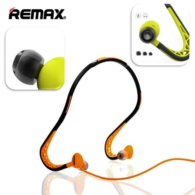 Спортивные стереонаушники Remax RB-S15 (оранжевый)