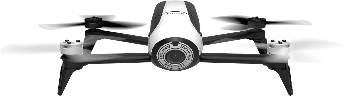 Квадрокоптер Parrot Bebop Drone 2 PF726023 (White)