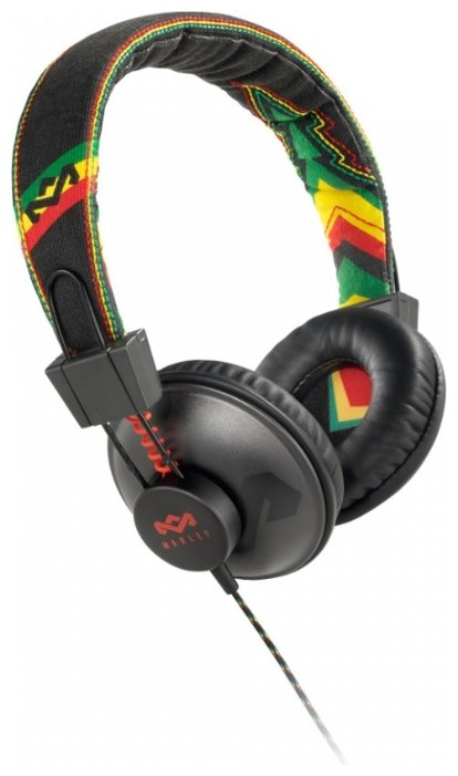 Наушники Marley Positive Vibration
