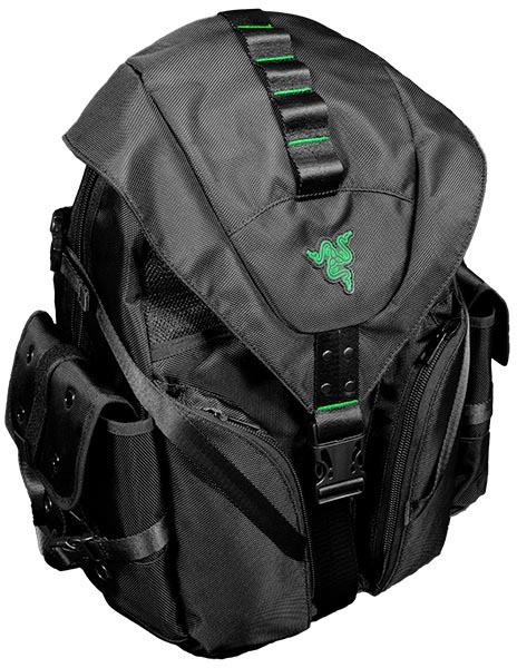 "Рюкзак Razer Mercenary Backpack для ноутбука 14"" (Black)"