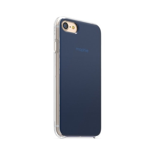 Mophie Base Case Gradient для iPhone 7. Материал пластик. Цвет синий.