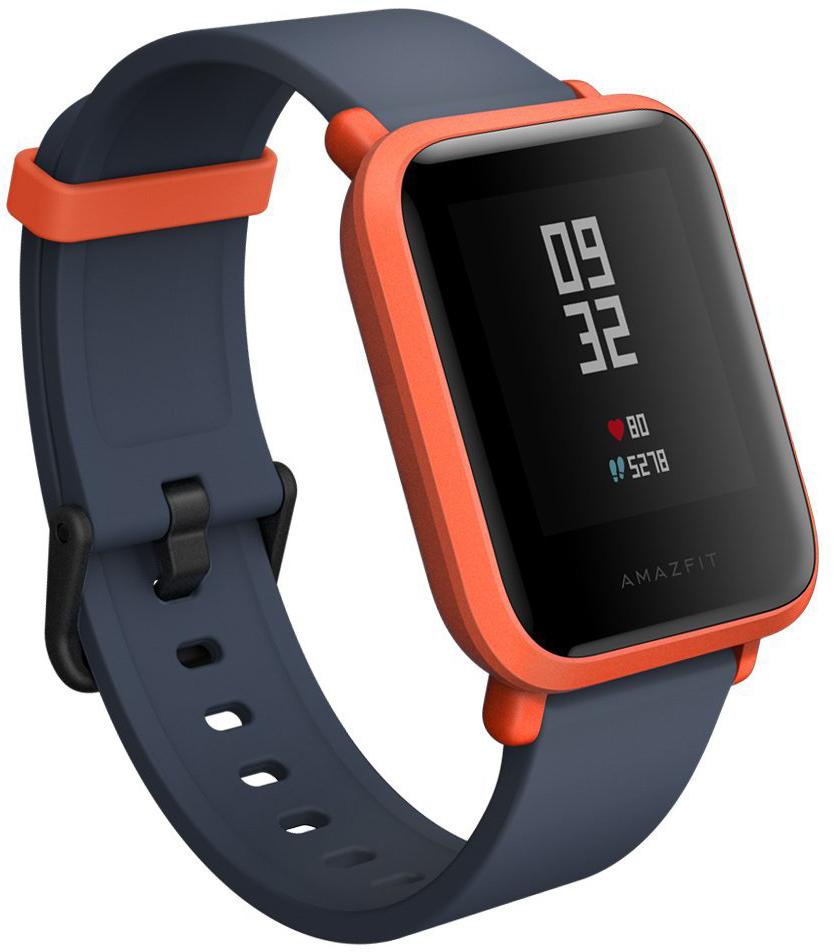 Умные часы Xiaomi Amazfit Bip UYG4022RT (Cinnabar Red)