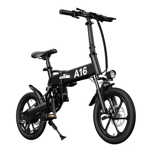 Электровелосипед ADO Electric Bicycle A16 (black) ADO Electric Bicycle A16 (black)