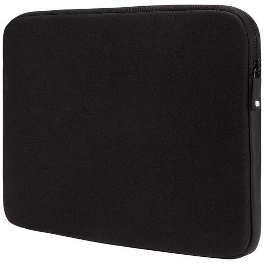 """Чехол на молнии Incase Classic Universal Sleeve для ноутбуков и планшетов до 15-16"""" дюймов. Материал лайкра. Цвет черный."""