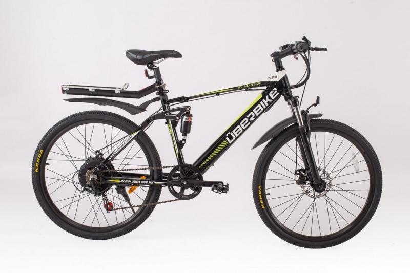 Электровелосипед UBERBIKE S26 48V-350W