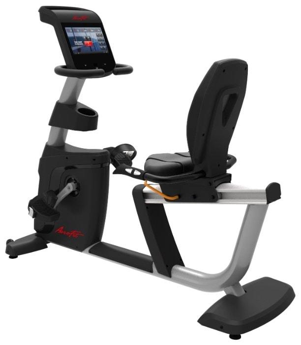 """Горизонтальный велотренажер AeroFit X4-R 11.6""""LCD"""