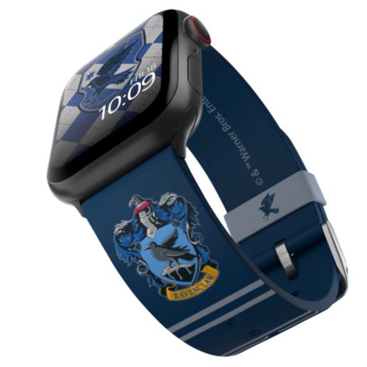 Ремешок MobyFox Harry Potter - Ravenclaw, синий (для Apple Watch, все размеры)