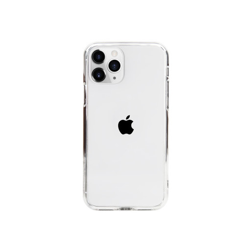 Чехол SwitchEasy Crush для iPhone 11 Pro Max. Материал пластик. полиуретан. Цвет прозрачный.