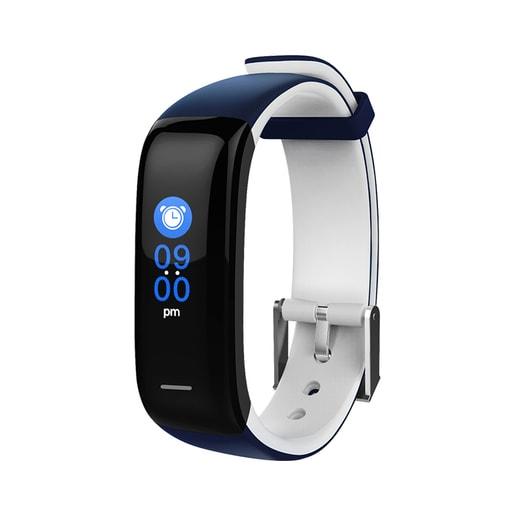Qumann QSB 09 Blue-White Фитнес браслет