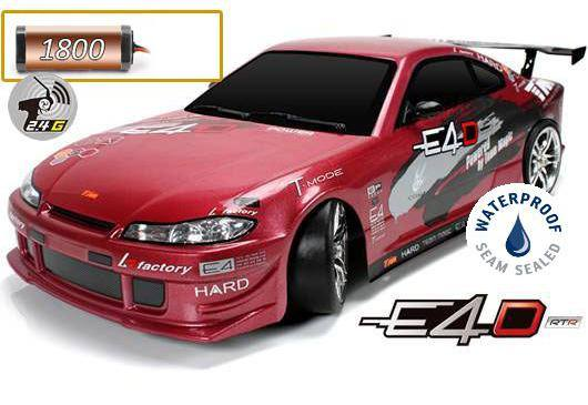 Team Magic E4D S15 RTR (Влагозащита)