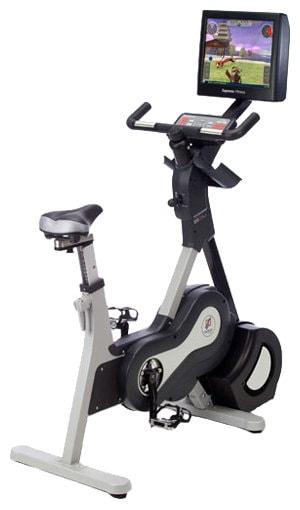 Вертикальный велотренажер Expresso Fitness S2U