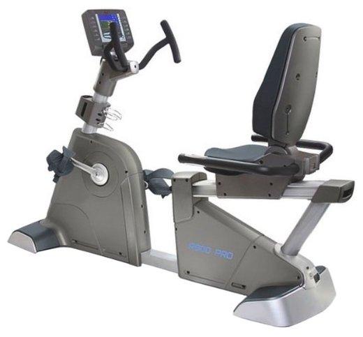 Горизонтальный велотренажер Bronze Gym R901 Pro